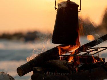 焚き火を始めよう!初心者向け 押さえておきたい焚き火のポイント