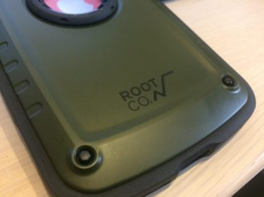 アウトドアシーンにピッタリ!おすすめのiPhoneケース【ROOT CO.】